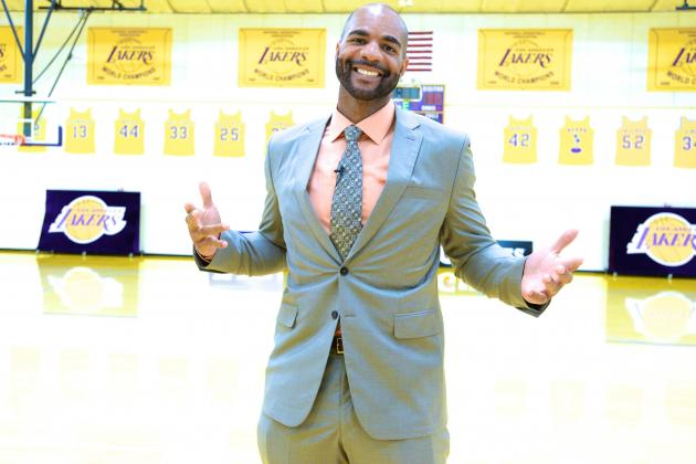 Lakers' Gamble on Humbled Carlos Boozer Could Help End or Rebuild His Career