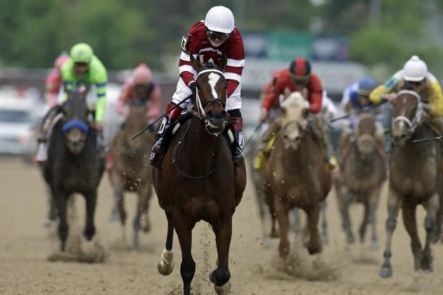 Untapable Takes on Boys in William Hill Haskell Invitational