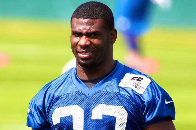 What Vick Ballard Injury Means for Indianapolis Colts Offense