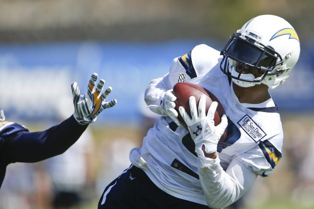 Keenan Allen Picks Up Where He Left off