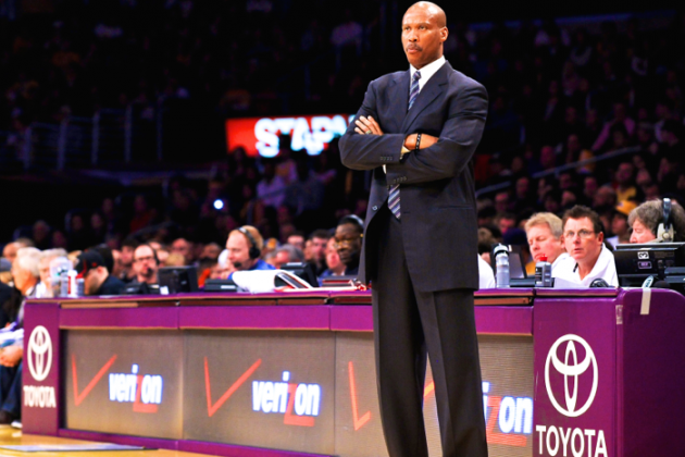Byron Scott May Not Be L.A. Lakers' Long-Term Answer, but He Doesn't Have to Be