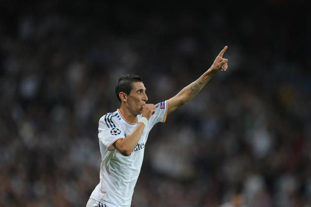 Manchester United Transfer News: Latest on Angel Di Maria and Key Summer Deals