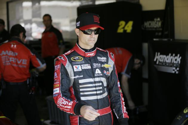 NASCAR at Brickyard 2014: Start Time, Lineup, TV Schedule and More