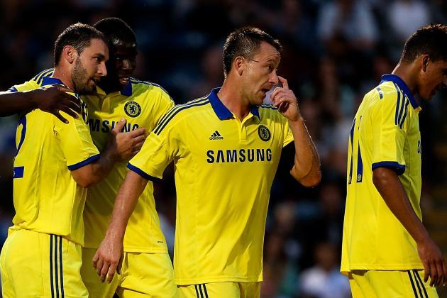 Olimpija Ljubljana vs. Chelsea: How the Blues Will Line Up
