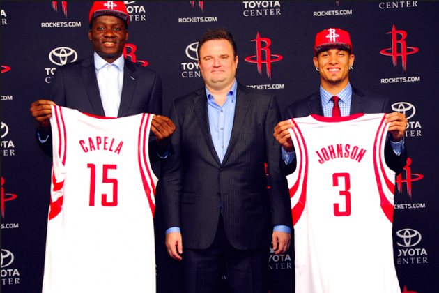 Do the Houston Rockets Have Any Tricks Left Up Their Sleeve This Offseason?