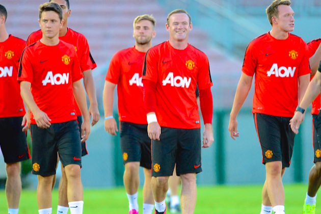 What Does Louis van Gaal's 5-3-2 Mean for Manchester United?