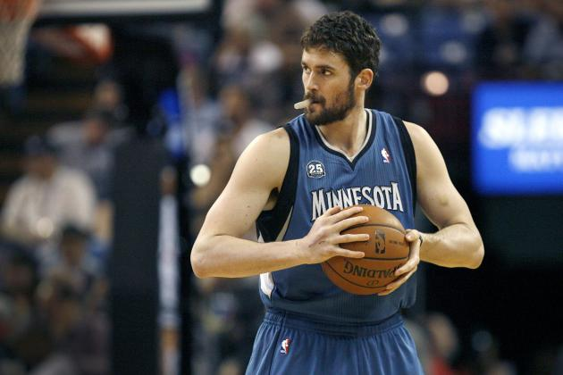 NBA Rumors: Latest on Kevin Love, Eric Bledsoe and More