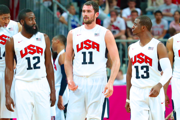 Kevin Love Will Skip 2014 FIBA World Cup
