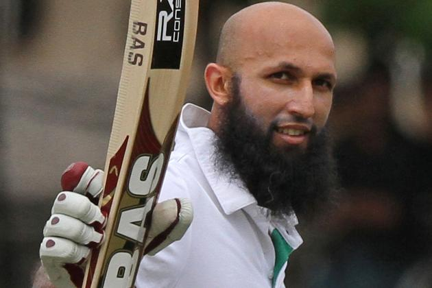 Hashim Amla Calmness Personified in Innings of 139 vs. Sri Lanka at Colombo