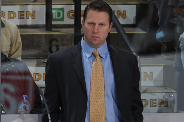 What Hiring Assistant Coach Joe Sacco Means for Boston Bruins