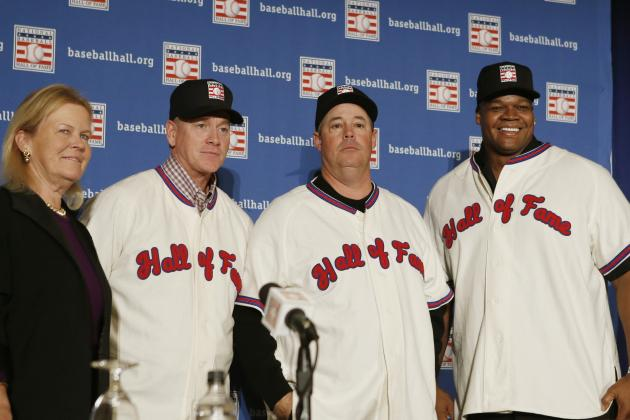 Baseball Hall of Fame Class of 2014: Key Stats for Greg Maddux, More Inductees