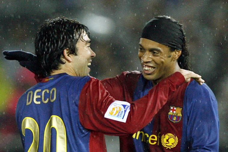 Ronaldinho 'Disappearance' Mystery After Star Misses Deco Testimonial