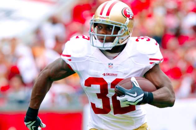 Kendall Hunter Injury: Updates on 49ers RB's Knee and Recovery