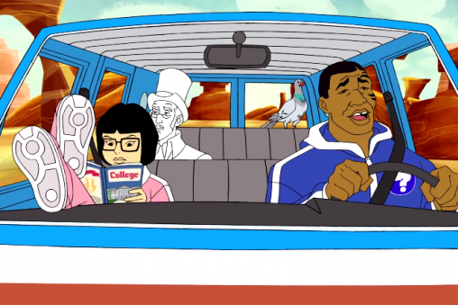 Mike Tyson Releases First Trailer for New Cartoon, 'Mike Tyson Mysteries'