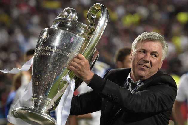Ancelotti Can Thrive with Big Money Madrid Signings