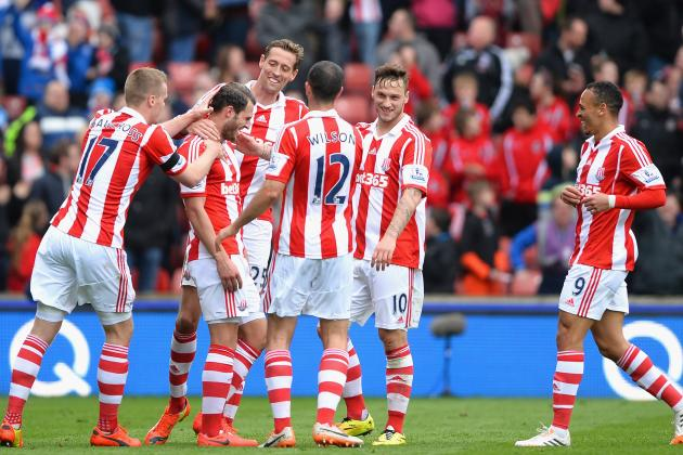 Stoke City Are Destined for Premier League Success in 2014-15