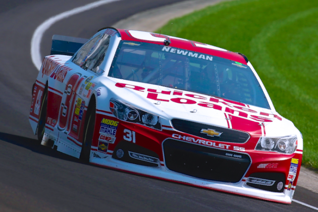 NASCAR at Indianapolis 2014 Qualifying Results: Live Leaderboard Updates