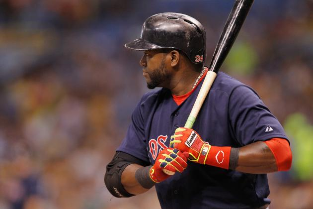 David Ortiz Has Carl Yastrzemski's Endorsement