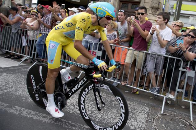 Tour de France 2014 Results: Race Standings and Leaderboard Entering Final Stage