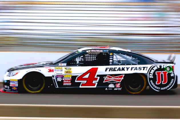 NASCAR at Brickyard 2014 Results: Race Order, Final Times and Twitter Reaction