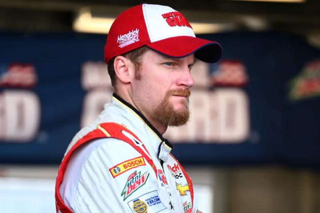 Dale Earnhardt Jr.: NASCAR Driver and … Love Counselor?