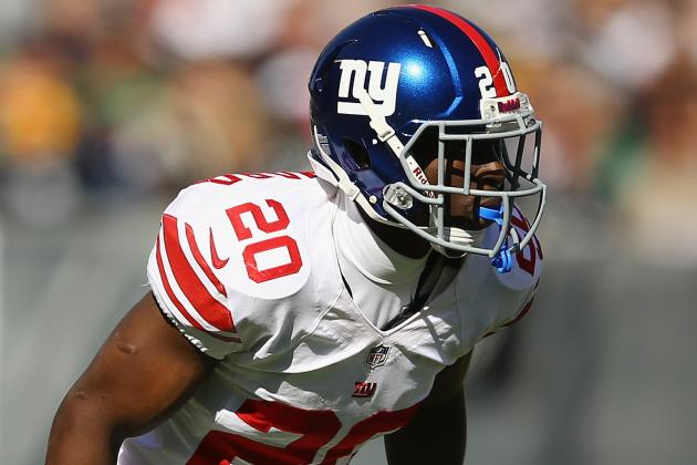 Giants Prince Amukamara Hopes New Juggling Skill Will Boost Interceptions