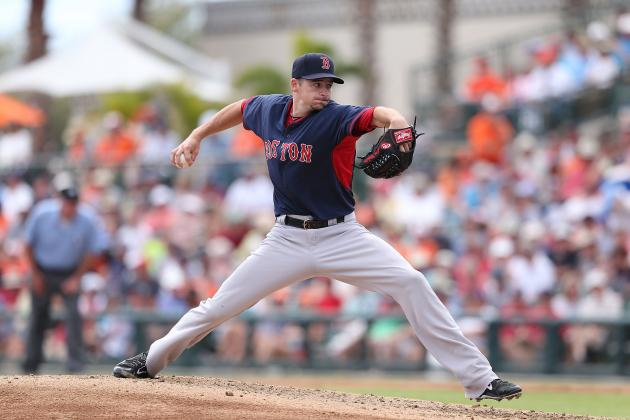 Red Sox to Call Up Allen Webster for Sunday's Start in Place of Jake Peavy
