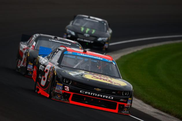 NASCAR Nationwide Series at Brickyard 2014 Results: Winner, Standings, Reaction