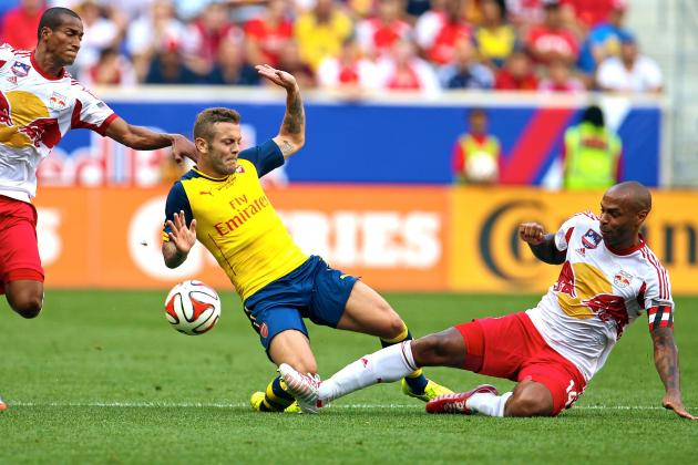Arsenal vs. NY Red Bulls: Score, Grades and Post-Match Reaction