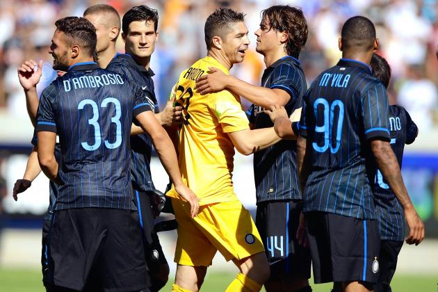Inter Milan vs. Real Madrid: Score, Grades and Post-Match Reaction from 2014 ICC
