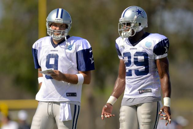 Dallas Cowboys Training Camp: 1st Day of Pads