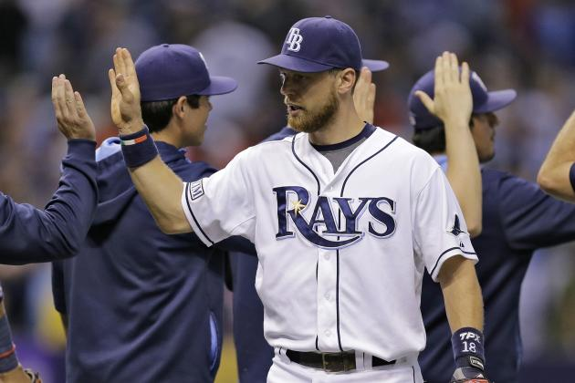 Rays Stop Fading Red Sox for 9th Win in Row