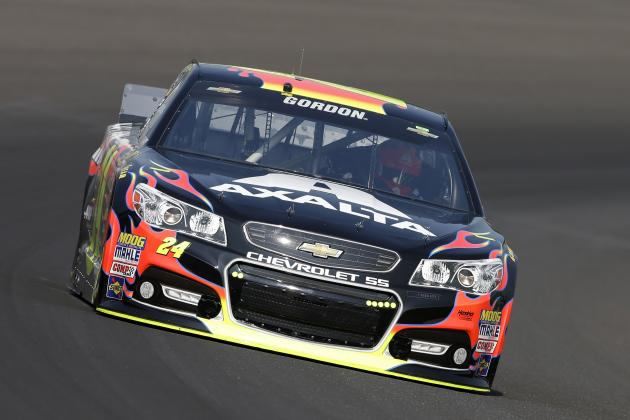 NASCAR at Brickyard 2014: Race Schedule, Live Stream Info and Drivers to Watch