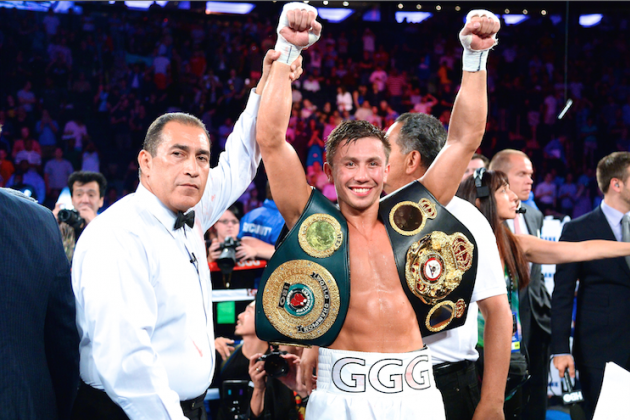 Gennady Golovkin's Legend Grows as KO Streak Continues vs. Daniel Geale