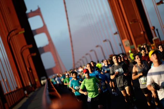 San Francisco Marathon 2014 Results: Men's and Women's Top Finishers