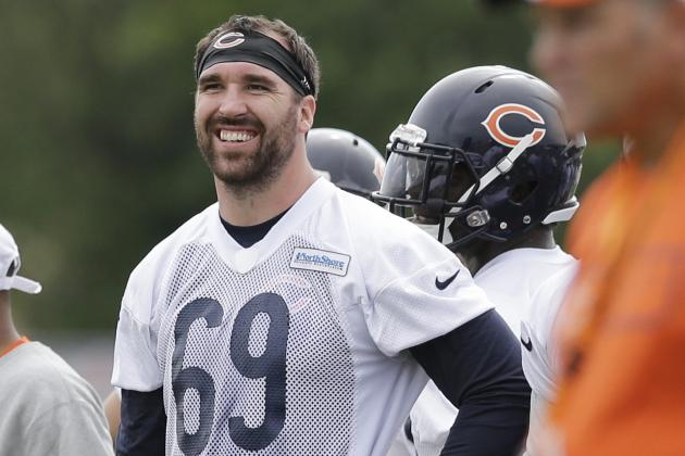 Jared Allen Found Perfect Fit in Bears