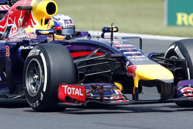 Hungarian Grand Prix 2014: Live Lap-by-Lap Updates, Highlights, Report and More