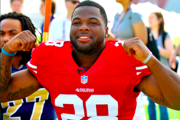 LaMichael James and Carlos Hyde Will Shine for 49ers After Kendall Hunter Injury