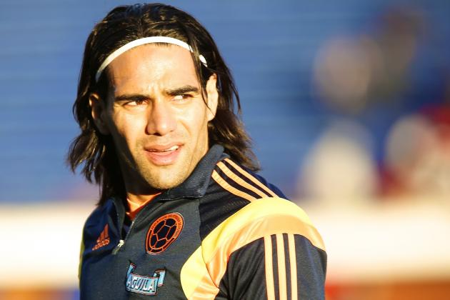 Radamel Falcao Injury: Updates on Monaco Star's Recovery from Knee Surgery