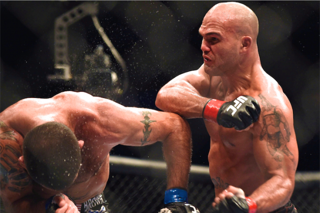 Robbie Lawler Outguns Matt Brown, Keeps New UFC Life on Fast Track to Title
