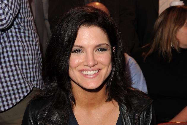 Dana White: Gina Carano Contract Talks 'Complicated'