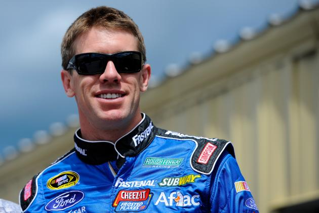 Carl Edwards to Part Ways with Roush Fenway Racing After 2014
