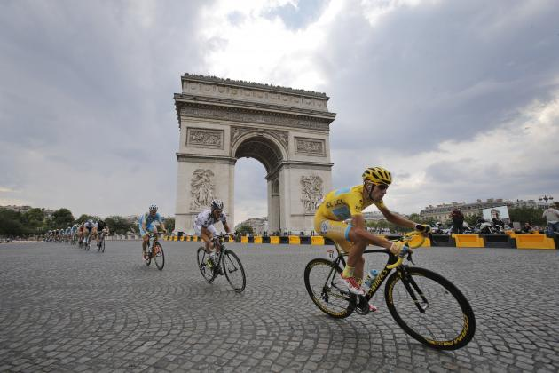 Tour de France 2014: Stage 21 Winner, Results and Updated Leaderboard Standings