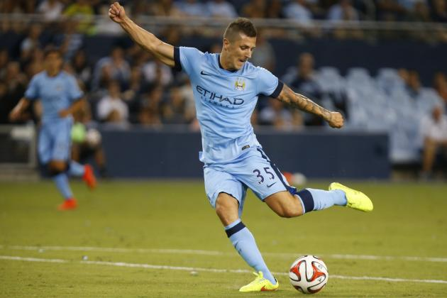 AC Milan vs. Manchester City: International Champions Cup Live Score, Highlights