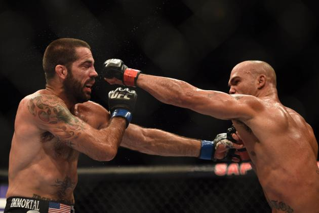 Lawler derrota Matt Brown