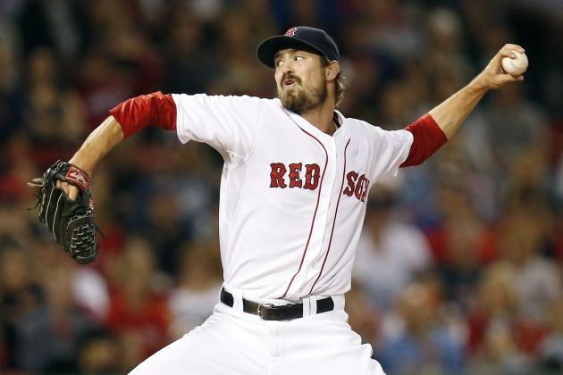 Andrew Miller Trade Rumors: Latest Buzz, Speculation Surrounding Red Sox Pitcher