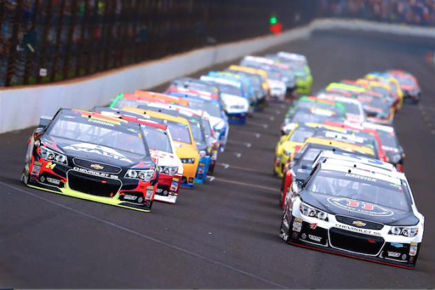 NASCAR at Indianapolis 2014: Live Results and Analysis from Brickyard 400