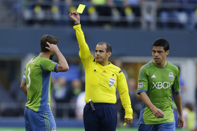 MLS Has to Fix Refereeing to Improve Quality of Play