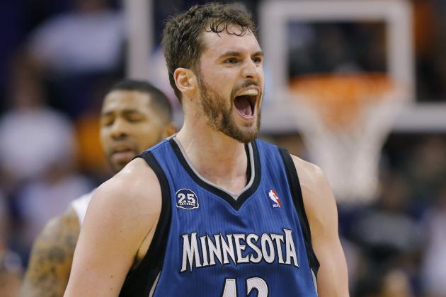 NBA Rumors: Latest Chatter Surrounding Kevin Love Trade Saga