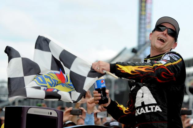 Sprint Cup Chase 2014: NASCAR Standings and Schedule After Brickyard 400